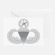 Airborne Master Greeting Cards (Pk of 20)