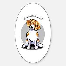 Funny Beagle Decal