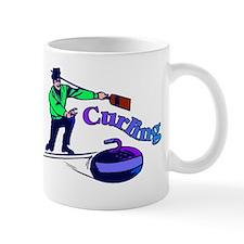 Curling Rocks Mug