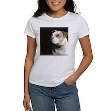 Cute American pit bull terrier Tee
