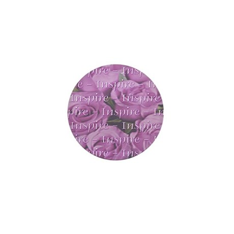 Inspire Mini Button (10 pack)