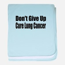 Cute Lung cancer baby blanket