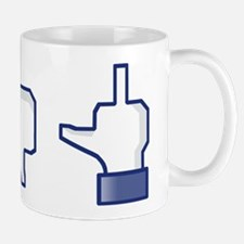 Like-Dislike-Screw Mug