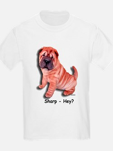 Chinese Shar-pei Puppy Sharp Hey? T-Shirt