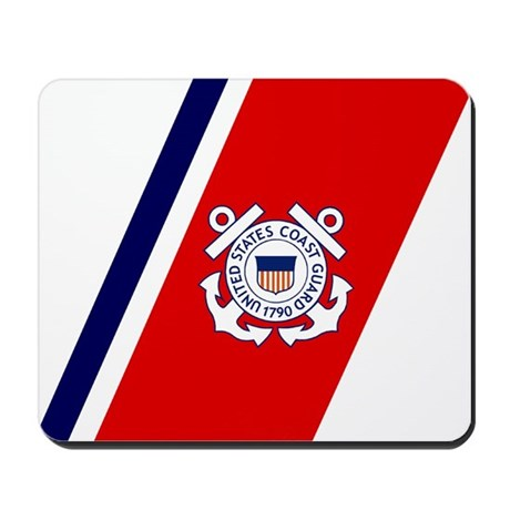 Coast Guard<BR> Mousepad 1