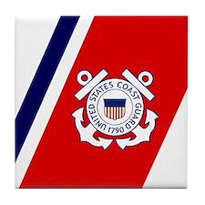 Coast Guard<BR> Tile Coaster 2
