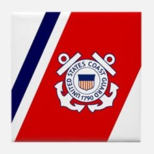 Coast Guard<BR> Tile Coaster 2