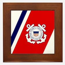 Coast Guard<BR> Framed Tile 2
