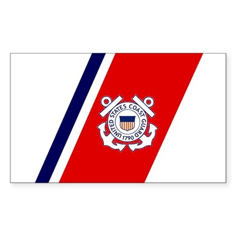 Coast Guard<BR> Sticker 2