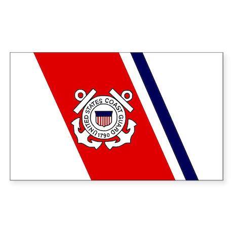 Coast Guard<BR> Sticker 3