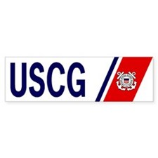 Coast Guard<BR> Bumper Bumper Sticker