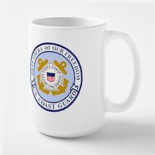 Coast Guard 15 Ounce Mug 4