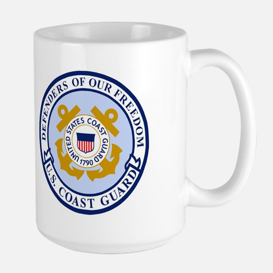 Coast Guard 15 Ounce Mug 4