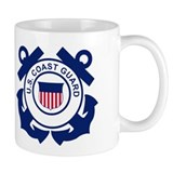 Coast guard mugs Small Mugs (11 oz)