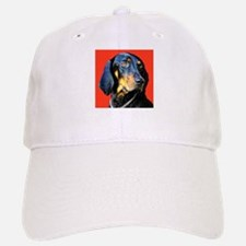 Black and Tan Coonhound Baseball Baseball Cap