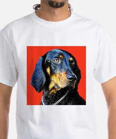 Black and Tan Coonhound Shirt