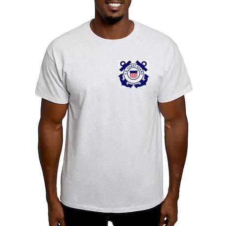 Coast Guard Light T-Shirt 3
