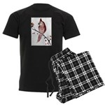Cardinal Men's Dark Pajamas