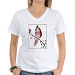 Cardinal Women's V-Neck T-Shirt