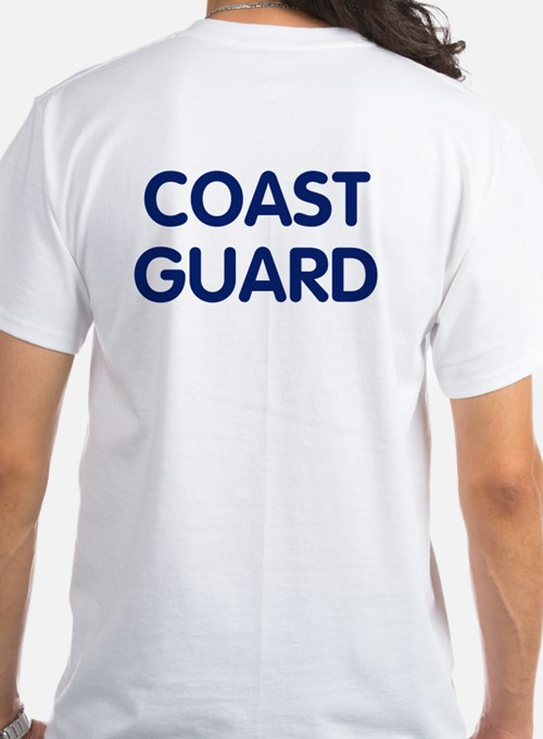 Coast Guard<BR> Shirt 2