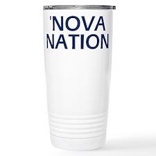 Cool College basketball Travel Mug