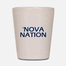 Funny Ncaa college Shot Glass