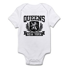 Queens NY Infant Bodysuit