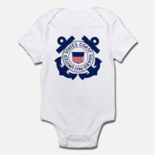 Coast Guard<BR> Infant Creeper 1