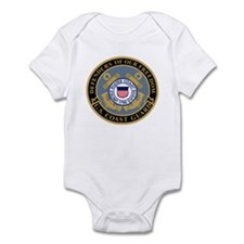 Coast Guard<BR> Infant Creeper 4