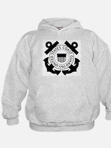 Coast Guard<BR> Hoodie 5
