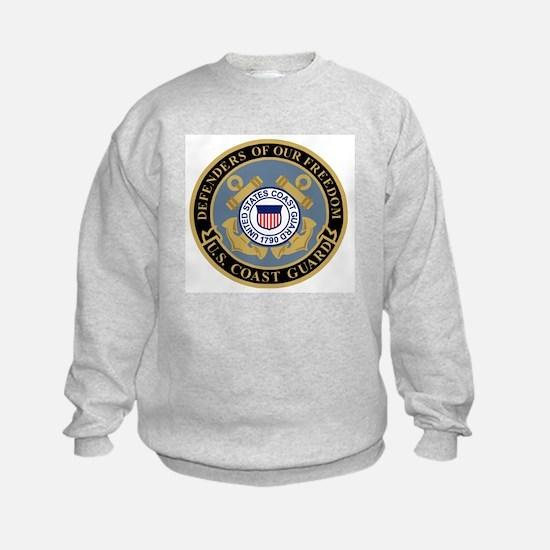 Coast Guard<BR> Sweatshirt 8