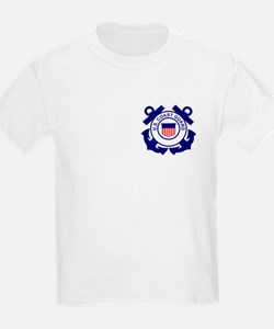 Coast Guard Kids T-Shirt 6