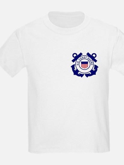 Coast Guard Kids T-Shirt 6