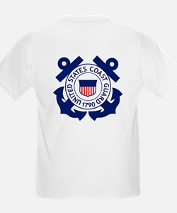 Coast Guard<BR> Kids T-Shirt 7