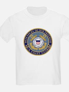 Coast Guard<BR> Kids T-Shirt 8
