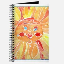 Sun, bright, fun, Journal