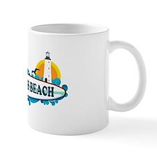 Rehoboth Beach DE - Surf Design Mug