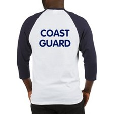 Coast Guard Baseball Jersey 6