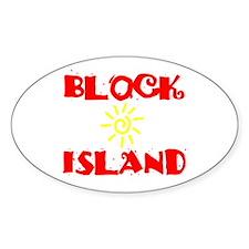 BLOCK ISLAND III Decal