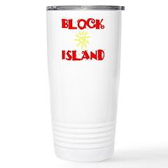 BLOCK ISLAND III Travel Mug