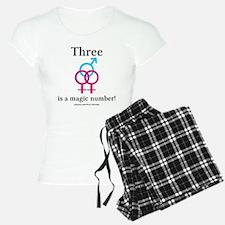 Three is a Magic Number Pajamas
