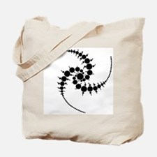 Triple Julia Set Tote Bag
