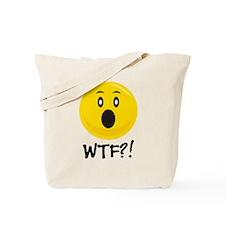 WTF?! Tote Bag