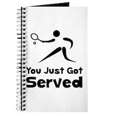 Tennis Served Journal