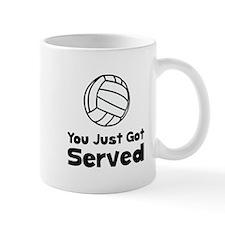 Volleyball Served Mug