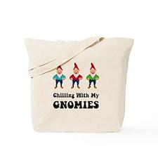 Gnomies Tote Bag
