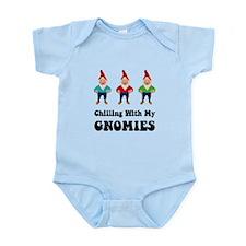 Gnomies Infant Bodysuit