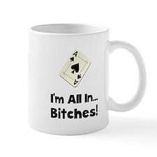 Gambling All In Mug