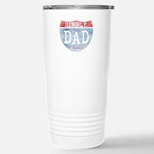SINGLE DAD AVAILABLE Travel Mug
