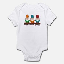 Hangin' With My Gnomies Infant Bodysuit